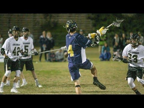 Top Goals CAL Lacrosse 2017
