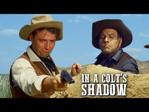 In a Colt's Shadow | WESTERN Free Cowboy Movie | English | Full Movie | Spaghetti Western