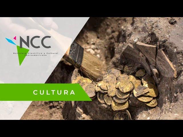 Arqueólogos descubren 425 monedas de oro en Israel