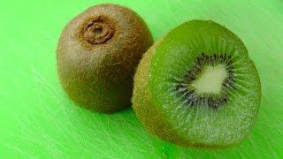 How to eat a Kİwi Fruit