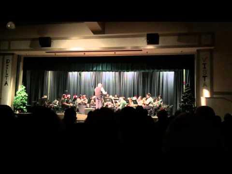 Delta Vista Middle School - Christmas concert - 7 & 8 grade #1