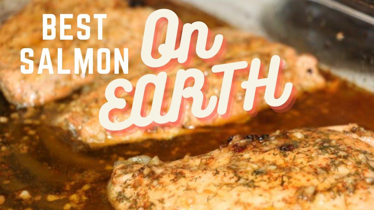 The 3 Most Tasteful Salmon | TASTE TEST | * Chinook, Sockeye, and Steelhead*