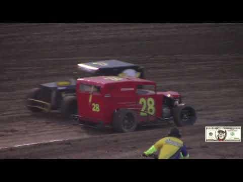 VRA Dwarf Car Main Event Ventura Raceway 5-5-18