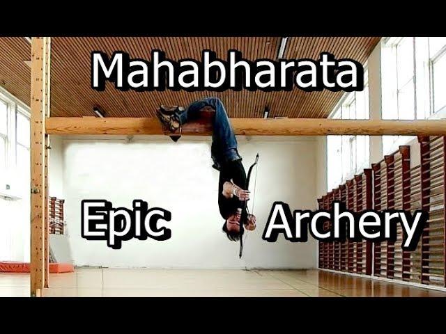 Lars Andersen: Epic Archery