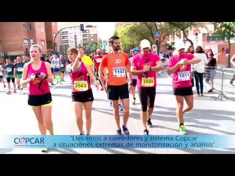 COPCAR Media Maraton ciudad de Murcia