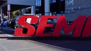 Xprite Booth at SEMA 2019 Las Vegas Convention Center Part 1