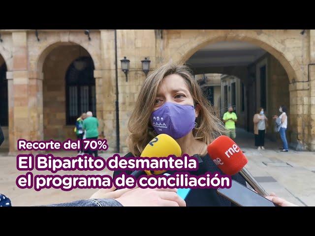 El Bipartito desmantela el programa de conciliación