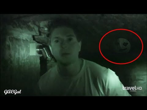 Ghost Adventures / Burp Adventures Scariest Moments On Video