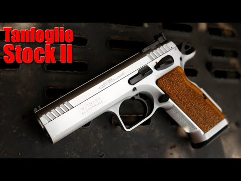 Tanfoglio Witness Stock II First Shots