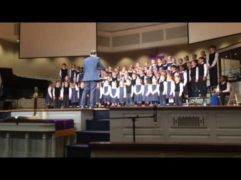He's Got the Whole World in His Hands, Tall Oaks Classical School Spring Concert 2017
