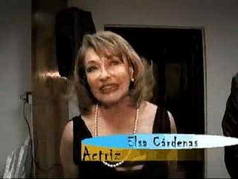 Entrevista a Elsa Cárdenas Obra de teatro Modernismo