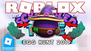 [EGG HUNT 2019 ENDED] HOW TO GET THE MERLIN THE MEGGICAL! | Roblox Spell Battle