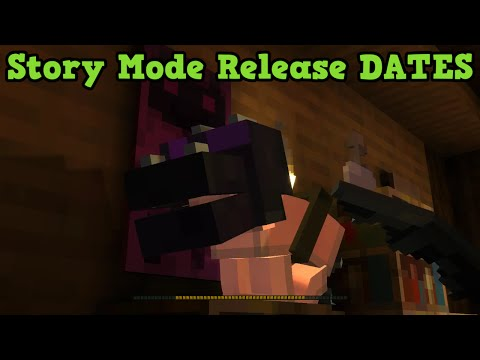 Minecraft Story Mode Release Dates For Xbox 360, One, Android, iOS