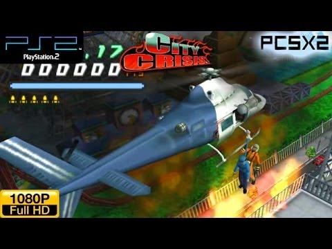 City Crisis - PS2 Gameplay 1080p (PCSX2)