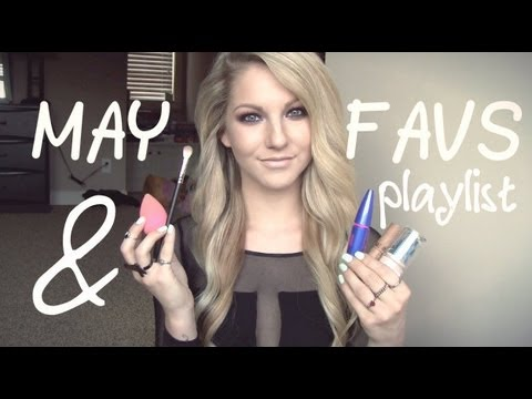 May Favorites & April/May Playlist♡
