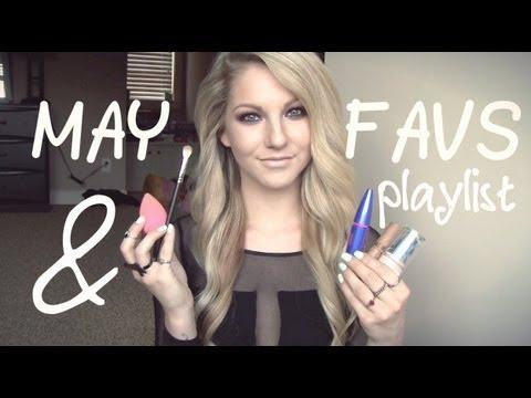 May Favorites & April/May Playlist♡