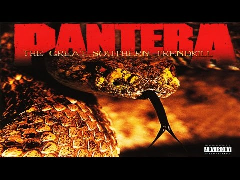 PANTERA- The Great Southern Trendkill 2X Vinyl Limited Edition [Full Album] HD