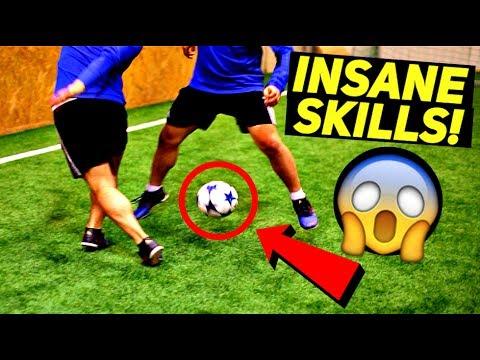 how to do ronaldo soccer tricks