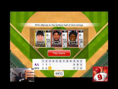 AMAZING 9 Innings Pro Baseball PACK AND PLAY OPENING