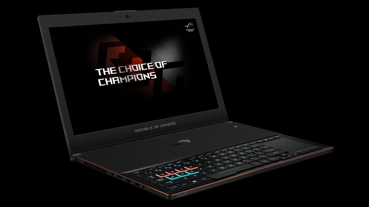 Asus Zephyrus GX501VS ( i7 - 7700HQ, GTX 1070 Max Q) Laptop