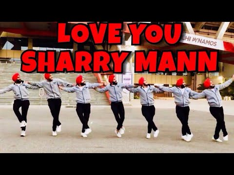 LOVE YOU - SHARRY MANN  || BHANGRA ||...