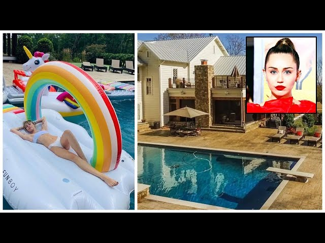 Miley Cyrus Home In Tennessee Video Tour