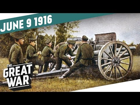 The Brusilov Offensive - The Arab Revolt I THE GREAT WAR Week 98