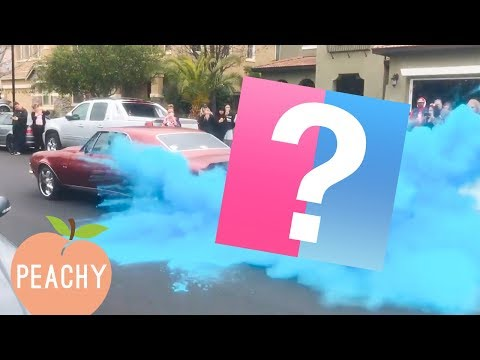 It's a BOY! These Gender Reveals Will Make Your Heart Race