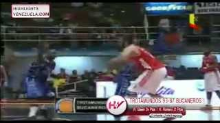 Highlights LPB Trotamundos de Carabobo vs Bucaneros de la Guaira
