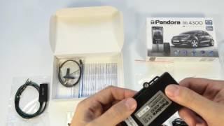 Обзор автосигнализации Pandora DXL 4300