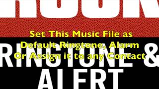 Roundball Rock Theme Ringtone and Alert