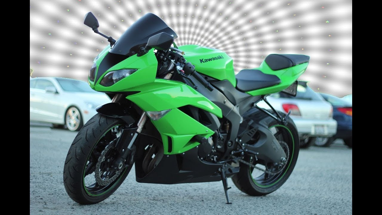 hight resolution of ninja 09 12 zx6r 08 10 zx10r integrated tail light installation diy