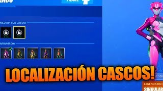 ACCURACY LOCATION 5 SKIN SINGULARITY IN FORTNITE BATTLE ROYALE