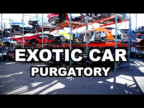 Exotic Car Chop Shop