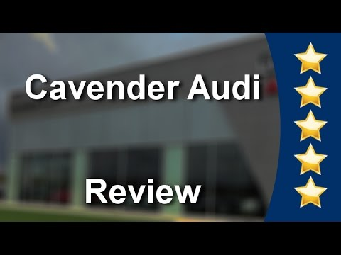 Cavender Audi San Antonio Amazing 5 Star Review By Garland