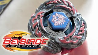 L-Drago Destructor F:S Beyblade LEGENDS HYPERBLADES Unboxing & Review! - Beyblade Metal Fury/Fight