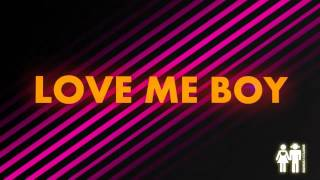 ALIEN CUT & DINO BROWN feat. VIVIAN B. - LOVE ME BOY