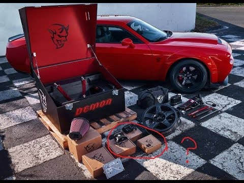 DODGE DEMON: Pricing announced! The Cost of SRT Ownership part #3