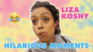 LIZA KOSHY BEST MOMENTS **HILARIOUS**