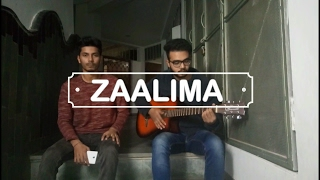 Download Hindi Video Songs - Zaalima- arijit singh | Raees | Acoustic brother - guitar cover