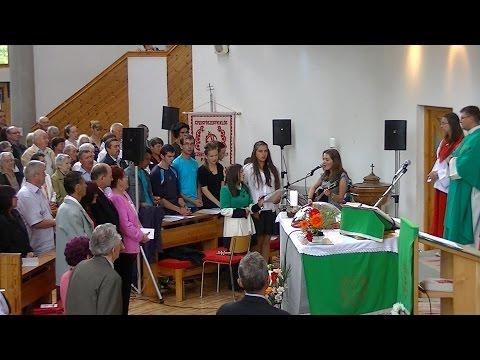 Band'Ora zenekar, Szent István templom- Gyergyószentmiklós 2015 június 21