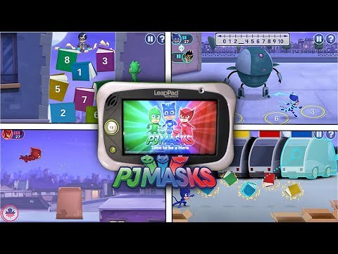 PJ Masks NEW! Game - Romeo Flying Toys Counting (Disney Junior)