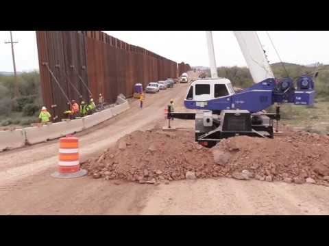 Ongoing Border Wall