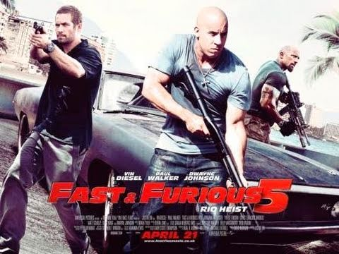 Fast & Furious 5  Latest Trailer
