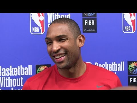AL Horford Is Ok With Stephen Curry picking Him Last & Wants to See the NBA All Star Draft On TV