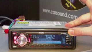 Автомагнитола Autofun MP-419 UA - видео-обзор (модель 2010 г.)