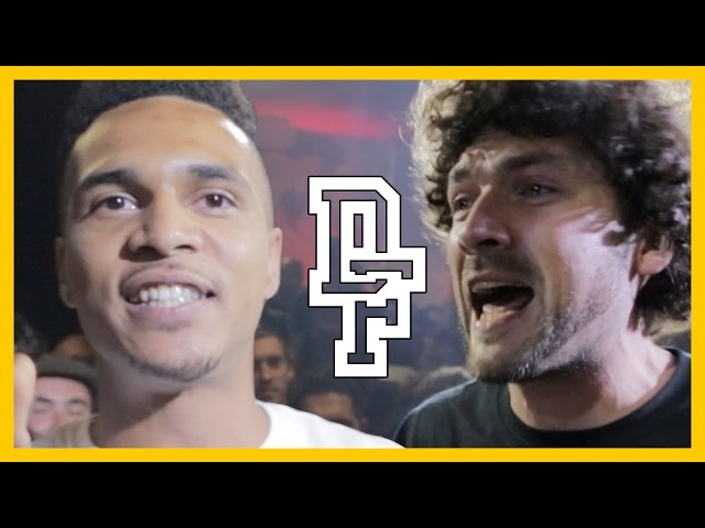 IMPACT VS MANIAC | Don't Flop Rap Battle