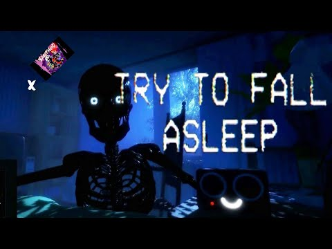TRY NOT TO FALL ASLEEP/beating everhood |