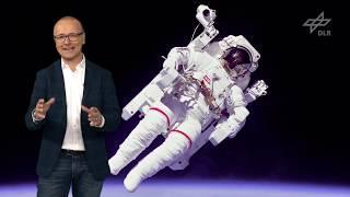 DLR_next - Mit Alex ins All: Der Spacewalk
