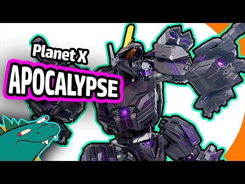 Planet X Apocalypse NOT Transformers Trypticon Review